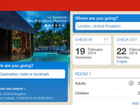 Hotels Booking Application – Full Design
